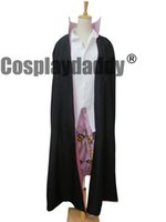 Costume Cosplay di One Piece Shanks