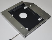 Wholesale Asus K55 - Wholesale- 2nd HDD SSD Hard Drive Caddy Adapter for Asus K55 K55v K55vm K55vd K55VJ - GT70N