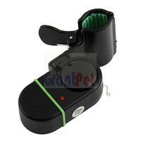 Wholesale Highest Quality Fishing Rod - High quality Electronic LED Light Fish Bite Sound Alarm Bell Clip On Fishing Rod   fishing pole Electronic alarm 00008