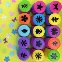 Wholesale paper corner punches - Free Shipping 5pcs lot Embossing DIY Corner Paper Printing Card Cutter Scrapbook Shaper Hole Punch Kids Handmade Craft Gift