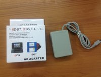 Wholesale Dsi Battery - AC Power Charger Adapter Home Wall Travel Battery Charger Supply Cable Cord for For Nintendo NDSi 3DS 3DSXL LL Dsi