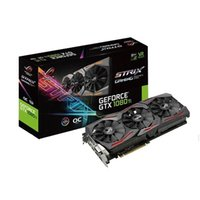 Wholesale graphic cards hdmi - For ASUS ROG STRIX GTX1080Ti-O11G GAMING Overclocking Raptor Graphics Card 1 year warranty