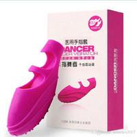 Waterproof G Spot Vibrator For Woman Masturbation, Dancer Finger Mini Vibrators Clitoris Stimulator Adult Sex Toys For Female