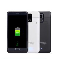 Wholesale Note Charge Case - Factory Price good quality Battery Charger Case For Samsung note 4 External Power Bank Charging Case