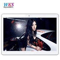 Wholesale Super Slim Tablet Pc - Wholesale- Waywalkers 9.6 inch T805S Octa Core 1.5GHz Android 5.1 4G LTE tablet android Smart Tablet PC, Kid birthday Gift super computer