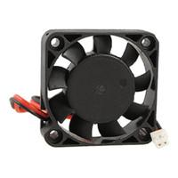 Wholesale New Amd - Wholesale- GTFS-Hot New Black Plastic 40mm x 40mm x 10mm 4010 9 Blade Brushless DC 12V Cooling Fan