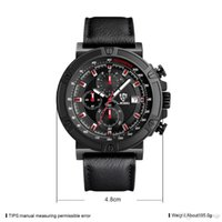 Wholesale Lebinji watches men s military style fashion calendar waterproof running second WHLBJ002