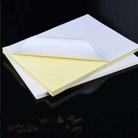 Wholesale printer specials - A4 Blank Waterproof Sticker Paper Matte White Vinyl Label SPECIAL for Inkjet Printer