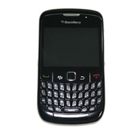 Wholesale unlocked gsm phones for sale - Original Refurbished Blackberry GSM Unlocked Mobile Phone With Inch Screen Qwerty keyboard MP Camera Free DHL
