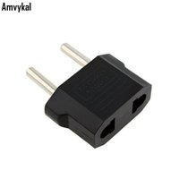 Wholesale Adaptador Universal - USA US To EU Plug Adapter Travel Charger Adaptador Converter Universal AC Power Electrical Plug Socket