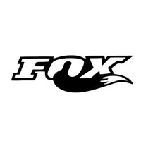 Wholesale racing sticker vinyl - Cool Graphics Fox Racing Motocross Window Attractive Funny Car Styling Sticker Vinyl Decal Suzuki Dirt Bike Jdm