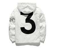 Wholesale Mens Jackets Designs - Newest design kanye yeezus Jacket Y 3 Men Women Sunscreen off jacket windbreaker hooded streetwear mens trench coats ma1