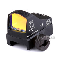 Wholesale Reflex Free - 2016 New Docter III Red Dot Reflex Sight Scope For AIRSOFT FREE SHIPPING Docter Red Dot Sight