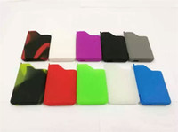 Wholesale Soft Rubber Sleeves - Icub Silicone Case Sleeve Vaporizer Colorful Soft Rubber Protective Cover Skin E Cig Accessories For Suorin Air 400mah Box Mod Starter Kit