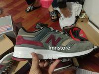 Wholesale Nb Shipping - Free shipping 2017 CHINA NB 997 2013 men women casual running sport sneaker outdoor Shoes 36 44