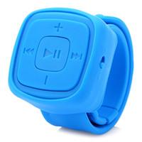 kart okuyucu müziği toptan satış-Toptan-Spor Mini İzle Tipi Taşınabilir Mikro Yuvası MP3 Taşınabilir Müzik Çalar Mikro TF Kart Yuvası Ile Ayrıca USB Flash Çanak Kart okuyucu Olarak
