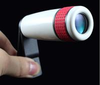 visiones ópticas al por mayor-Teléfono móvil telescopio cámara x12 veces 1000 m alta potencia HD visión nocturna teleobjetivo gafas ópticas