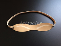 Wholesale Permanent Practice - 10 Pcs Fake Eyebrow Tattoo Practice Skin On Head Permanent Makeup Tattoo Practice Skin For Beginners