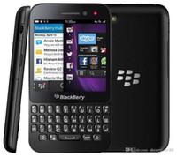 ingrosso tastiera qwerty dual-Tastiera QWERTY dual core per telefono cellulare sbloccata originale Blackberry Q5 4G LTE RAM 2G ROM 8G 5.0MP ricondizionata