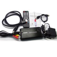 """Wholesale Free Dat - Wholesale- 3D 1080P H.264 RM MKV HDMI HD Media Player Full HD Center Mobile 2.5""""SATA HDD Enclosure+Car adapter Free Shipping!"""