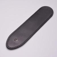 bolsas de regalo de marca al por mayor-Bolso de la pluma de los efectos de escritorio de la bolsa de la pluma del regalo de la alta calidad 1pc para las plumas de 1 MB, Monte a estrenar de la bolsa MT-100