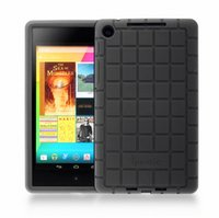 Wholesale Nexus 2nd Case - Wholesale- Nexus 7 2013 Case Eco Silicone Cover for Google ASUS Nexus 7 2nd Gen II 2 2013 Protective Shell Skin