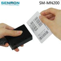 лазерный андроид оптовых-портативный микро-лазерный сканер штрих-кода, удобная Android мини-сканер штрих-кода с USB