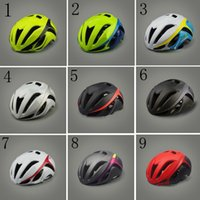 Wholesale More Road Bike - OEM ODM Famous Brand Logo Bike Road MTB Aero Cycling Helemet Size M (54-60cm) Size L(57-63cm) More Colors Available for Selection