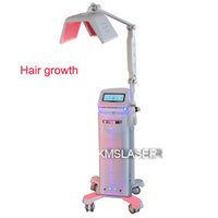 Wholesale laser hair therapy - Professional Factory!! Low Level Laser Therapy Multi-function hair care Diode laser hair restoration  Laser Hair Growth for sale