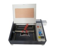 Wholesale Digital Machine Laser - free shipping ,2016-2017 newest 50W LY 4040M CO2 Digital laser engraving cutting machine engraver for sale