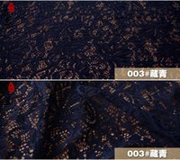 Wholesale Soluble Lace - 2016 Water Soluble Lace Venice 2016 High Quality Fabric Wedding Evening Dresses Gowns Skirt Table Cloth Many Color to Choose