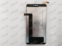 obile Acessórios de telefone Peças LCD para telemóveis hacrin Lenovo S850 LCD Display + Touch Screen 100% New Glass Panel Digitizer Assembly Rep ...