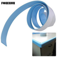 Wholesale Table Corner Protectors Foam - Wholesale- Corner Protector PE Bar Foamed Guards Baby Safety Products to Children Angles Protection on the Corners for Table Desk 2psLots