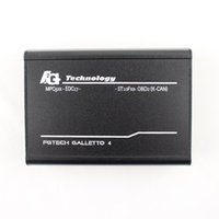 Wholesale Galletto Obd Tuning - 10pcs lot via DHL wholesale 2017 Newest Fgtech Galletto 4 Master V54 ECU Chip Tuning tool FG Tech V 54 Unlocked Add OBD BDM