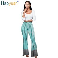 Tie Dye Spielanzug Frauen Overall 2017 Fashion Crop Top lange Hose Bodycon Zwei Stück Outfits Sexy Plus Size Overall Overalls 17301