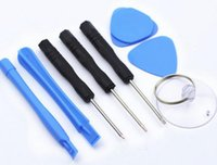 Wholesale Disassembly Tools Kit - 1 set 8in 1 Mobile Phone Repair Tools Screwdriver pry opener Combination Tool kit for iPhone Tablet Smartphone Disassembly Tool