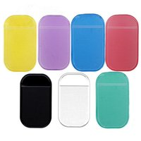Magic Sticky Pad Anti-Rutsch-Matte Anti-Rutsch-Matte Anti-Rutsch-Mat Auto Auto Armaturenbrett Sticky Pad Halter MP3