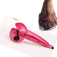 Wholesale Hair Rollers Machines - Snail roll magic curls artifact waves roll fashion hair tools Hair Curler Roller Styler Tool Curl Machine