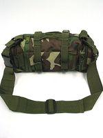 Wholesale Woodland Molle - Wholesale- SWAT waist bag Molle Utility Waist Pouch Bag Pack Camo Woodland