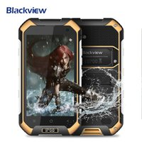 Blackview BV6000S 4G LTE IP68 4,7 '' HD MT6735 Quad Core Android 6.0 Celular Celular 2 GB de RAM 16 GB ROM A prova de água do telefone inteligente