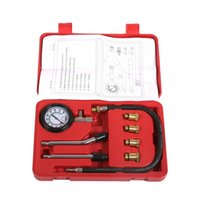 Wholesale New Petrol Engine Cylinder Compression Tester Kit Gauge Tool Automotive