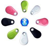 Wholesale Mini GPS Tracker Bluetooth Key Finder Alarm g Two Way Item Finder for Children Pets Elderly Wallets Cars Phone Retail Package