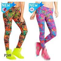Wholesale Jungle Clothes - S M L XL woman Queen Of The Jungle Perfect Long Leggings yoga clothes Womens Leggings woman bottoms