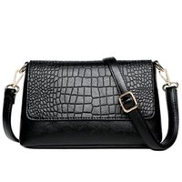 black croc tote - 2017 new mother bag high quality leather bag of leather handbag with croc bag