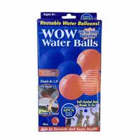 bolas de pólo aquático venda por atacado-Pólo Aquático Praia de Areia Piscina de Água Brinquedos Bola Luta Reutilizável Material De Borracha Seguro Vermelho E Azul 11 5 mr J1