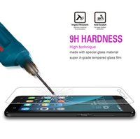 Wholesale Lenovo A369 - Wholesale-For Lenovo A369 Screen protector,2.5D Premium Tempered Glass Screen Protector For Lenovo A369 A369i Film with Clean Tools