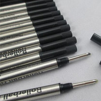 Wholesale Ballpoint Pens Wholesale - Free Shipping MB ink refill for roller pen promotion refills