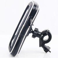 Wholesale Galaxy Note Bike Holder - Waterproof Bike Mount Holder For Bicycle Handlebar Mount Cradle Case for iPhone 7 Plus 6S , Galaxy S7 Edge, Note 4, LG , HTC Smartphones