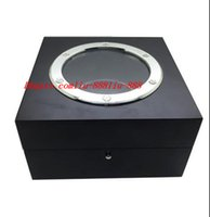 Wholesale watch box seller resale online - Factory Seller Lowest Price Brand Luxury Mens For Watch Box Original Box Woman s Watches Boxes Men Wristwatch Box