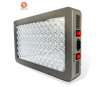 Wholesale blue grow lights - DHL New Arrivel P450 Full Spectrum 450W LED Grow Light Hydroponics Vegetable Flower Plant Grow Lamp Lighting